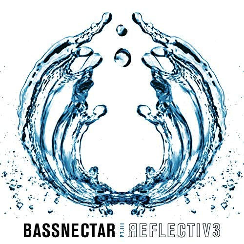 Bassnectar ‎– Reflective Part 3 - New Vinyl Lp 2018 Amorphous Limited Edition 180gram Colored Vinyl Pressing with Gatefold Jacket and Download - Electronic / Dubstep