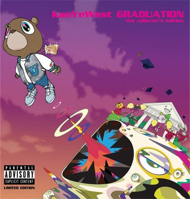 Kanye West ‎– Graduation (2007) (The Collector's Edition) - New 3 Lp Record 2019 Europe Import Purple Marble - Hip Hop / Hometown Hero