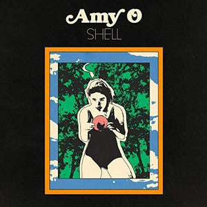 Amy O ‎– Shell - New Cassette 2019 Winspear Limited Edition Honey Gold Tape - Indie Pop / Rock