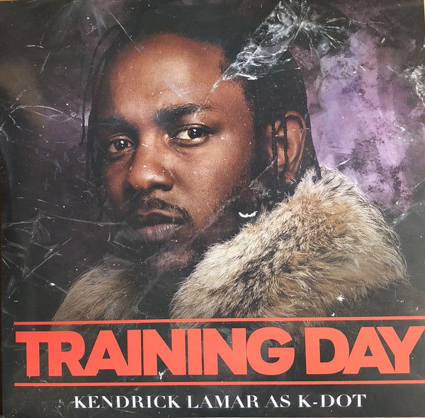 Kendrick Lamar (as K Dot) - New Vinyl 2018 Prototype Japanese Import 3 Lp on Clear Vinyl - Rap / Hip Hop