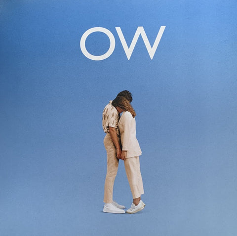 Oh Wonder ‎– No One Else Can Wear Your Crown - New LP Record 2020 Island Limited Edition Blue Vinyl Import & Download - Indie Pop