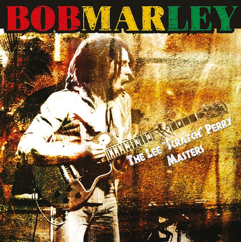 "Bob Marley ‎– Lee ""Scratch"" Perry Masters (2009) - New Lp Record 2018 DOL Europe Import 180 gram Vinyl - Roots Reggae"