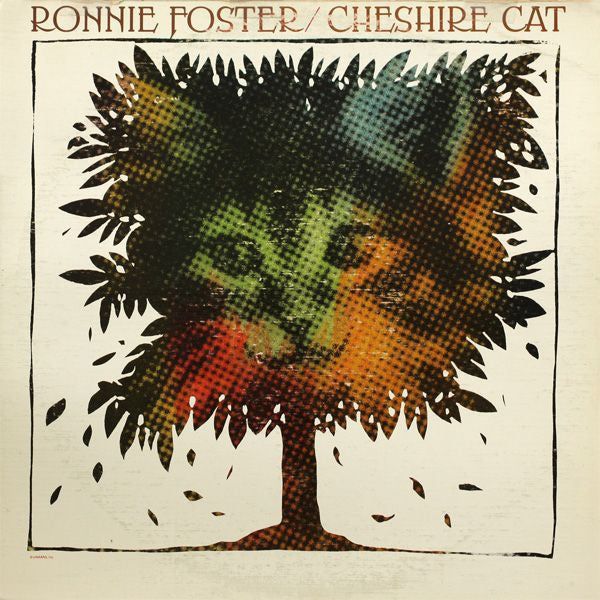 Ronnie Foster - Cheshire Cat - VG+ 1975 Stereo (Original Press) USA - Jazz
