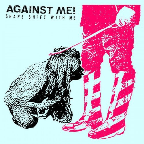 Against Me - Shape Shift With Me - New Vinyl 2016 Total Treble Music 2-LP Limited Edition Colored Vinyl w/ Download - Punk / Rock