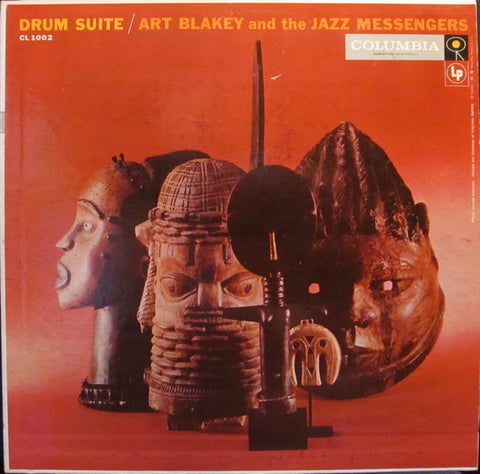 Art Blakey And The Jazz Messengers - Drum Suite - VG 1957 Mono (Original Press 6 Eye Label) USA - Jazz