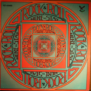 Various ‎– Rock & Roll Is Here To Stay - New Lp Record 1980 Gusto USA Original Vinyl - Pop Rock