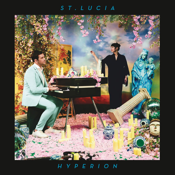 St. Lucia - Hyperion - New Vinyl 2 Lp 2018 Columbia Pressing - Electronic / Synth / Indie Pop