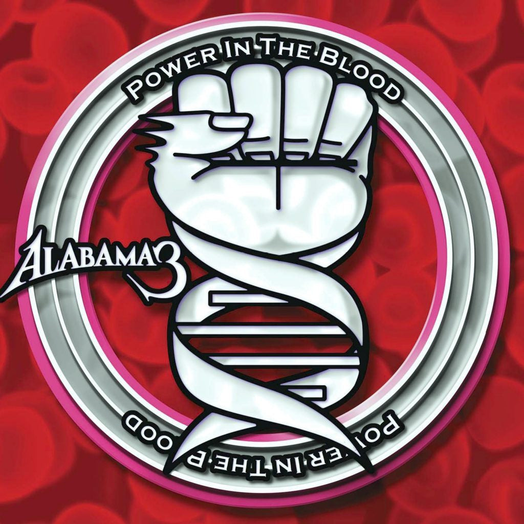Alabama 3 Power In The Blood New Vinyl Record 2017 One Little