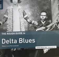 Various / Rough Guide - Delta Blues Reborn + Remastered - New Vinyl 2017 Rough Guides Record Store Day LTD Edition of 1200 - Blues