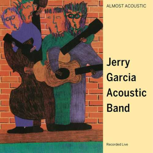 Jerry Garcia Acoustic Band — Almost Acoustic - New 2LP Record 2019 Purple 180g Vinyl - Acoustic Rock