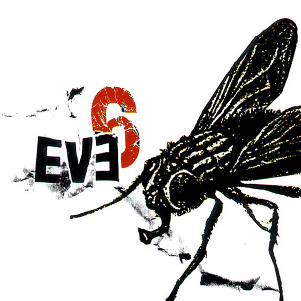 Eve 6 - S/T - New Vinyl Record 2016 RCA / Sony Limited Edition Red-Swirl Vinyl Reissue - Alt-Rock / 90's Rock