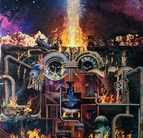 Flying Lotus ‎– Flamagra - New Vinyl 2LP Record Deluxe Edition - Electrnoic/Hip Hop/Jazz