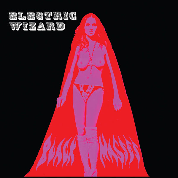 (PRE-ORDER) Electric Wizard ‎– Black Masses - New Vinyl 2 Lp 2019 Rise Above Limited Reissue on Purple Vinyl with Booklet - Doom / Stoner Metal