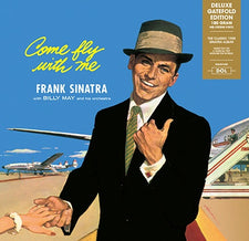 Frank Sinatra ‎– Come Fly With Me (1958) - New Vinyl 2017 DOL 180Gram EU Deluxe Reissue with Gatefold Jacket - Jazz
