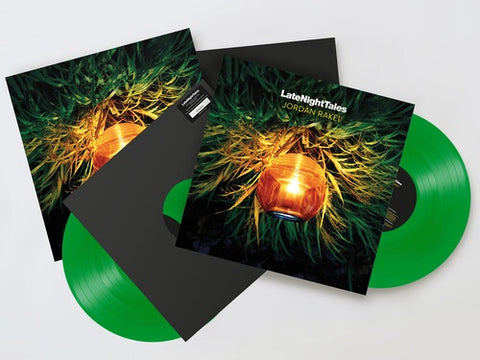 Jordan Rakei ‎– LateNightTales - New 2 LP Record 2021 UK Import Green 180 Gram Vinyl, Numbered  & Download - Electronic / Acid / Abstract / Fusion / Jazz