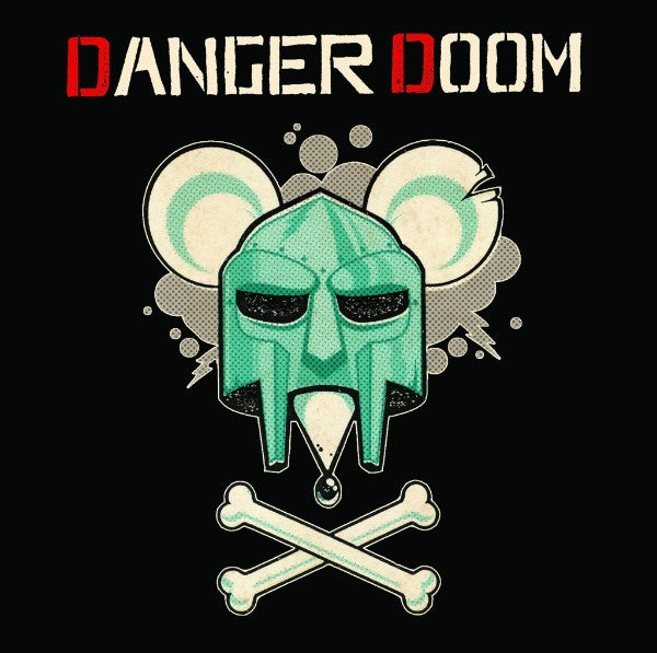 Dangerdoom (MF DOOM + Dangermouse) - The Mouse and the Mask: Official Metal Face Version - New Vinyl Record 2017 Metal Face Records Limited Edition 3LP Reissue w/ previously Download-only 'Occult Hymn' EP - Rap / Hip Hop / Adult Swim Collabs