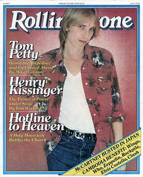 Rolling Stone Magazine - Issue No. 311 - Tom Petty