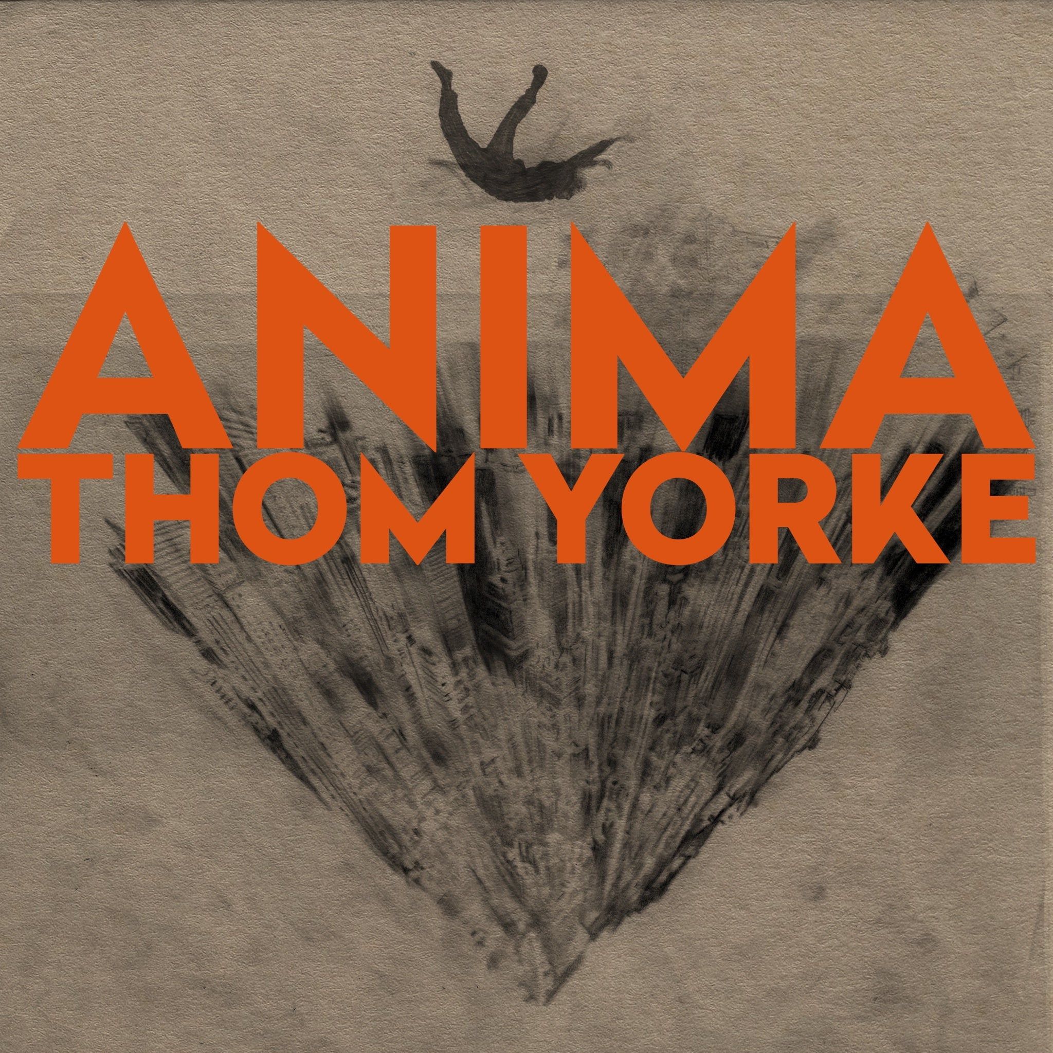 Thom Yorke - ANIMA - New 2 Lp Record 2019 XL USA Indie Exclusive Orange Vinyl & Download - Rock / Electronic