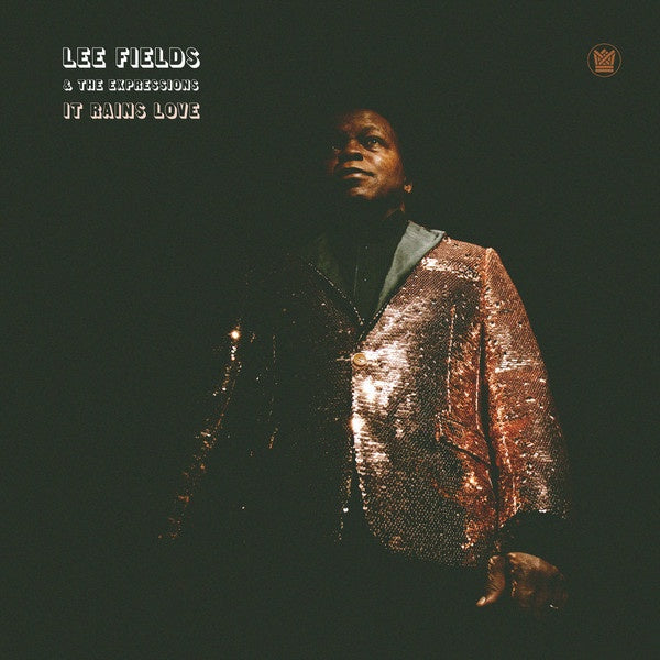 Lee Fields & The Expressions ‎– It Rains Love - New Lp 2019 Big Crown Limited Translucent Red Vinyl - Throwback Soul / Funk