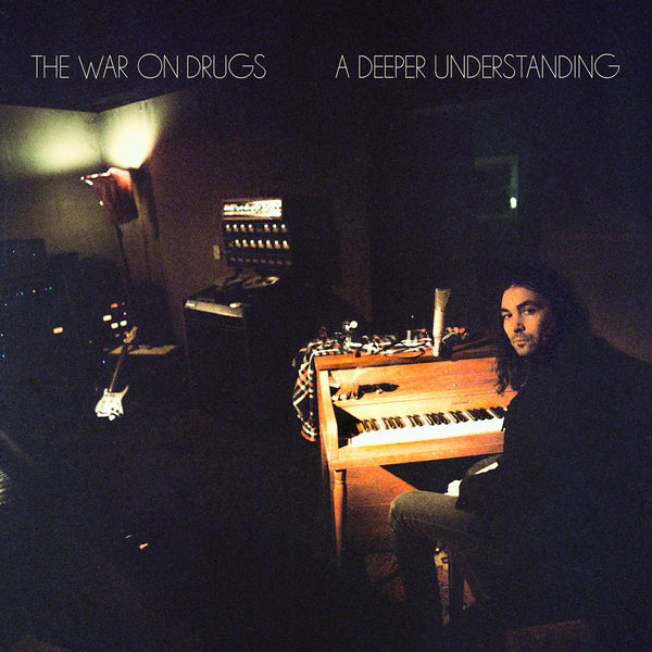 The War on Drugs - A Deeper Understanding - New Vinyl 2017 Atlantic Records 2-LP Indie-Exclusive Coke Bottle Clear Vinyl + Download - Indie Rock / Lo-Fi
