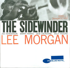 Lee Morgan ‎– The Sidewinder (1964) - New Vinyl 2014 Blue Note '75th Anniversary Vinyl Initiative' Series Reissue - Jazz / Hard Bop