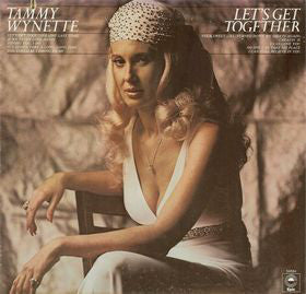 Tammy Wynette - Let's Get Together - Mint- 1977 Stereo USA - Country