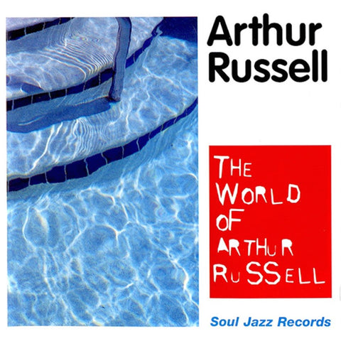 Arthur Russell - The World Of Arthur Russell - New 3 LP Record 2018 Soul Jazz  180 gram Vinyl Compilation - Electronic / Funk / Disco