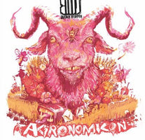 Beaten To Death ‎– Agronomicon - New Vinyl Lp 2018 Mas-Kina Limited Edition Pressing - Grindcore