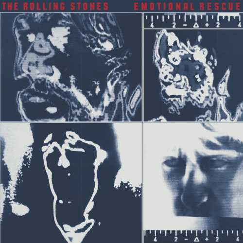The Rolling Stones ‎– Emotional Rescue (1980) - New LP Record 2020 Interscope 180 Gram Vinyl - Rock