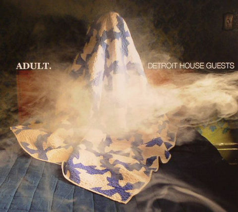 Adult. - Detroit House Guests - New 2 Lp Record 2017 Mute Europe Import Vinyl & Download - Electronic / Synth-pop / Electro