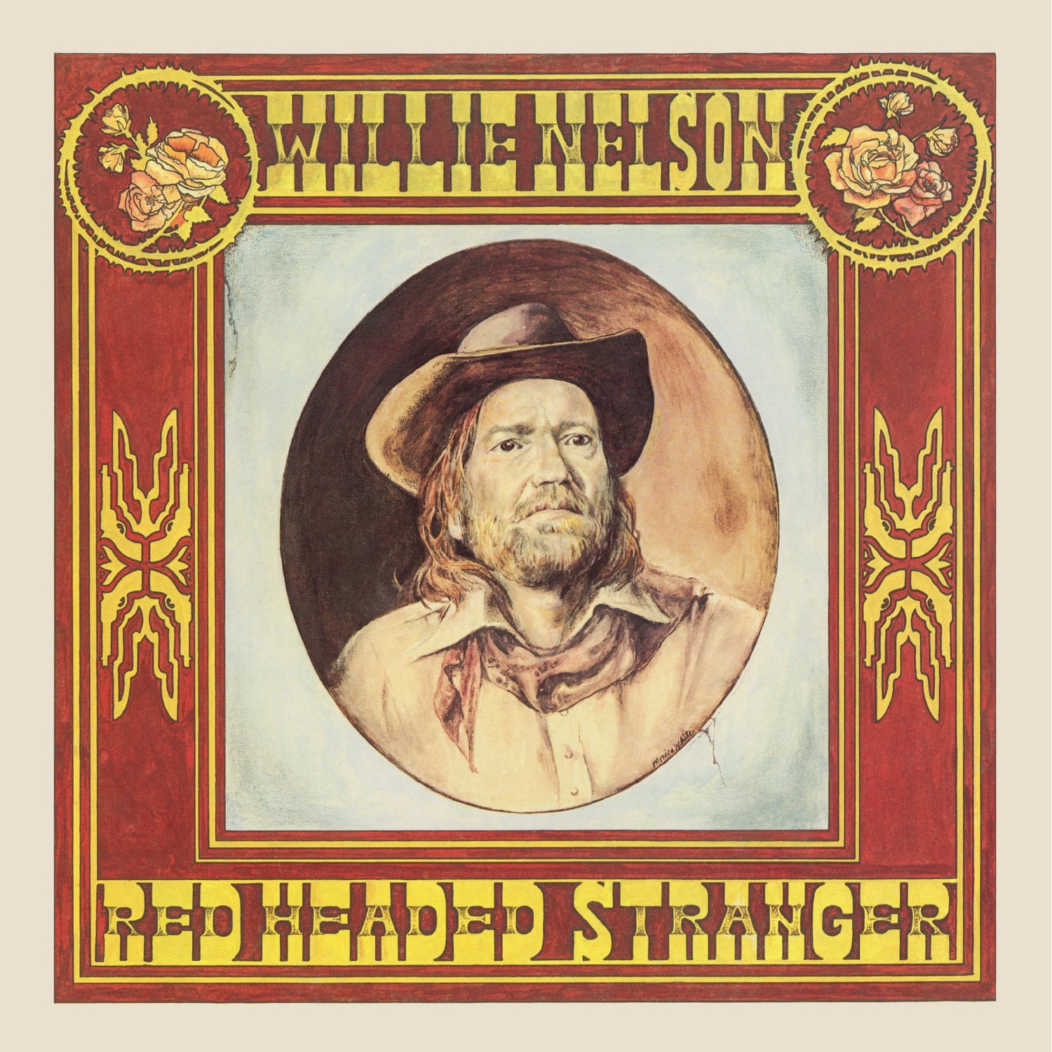 Willie Nelson ‎– Red Headed Stranger (1975) - New Vinyl LP Record 2019 We Are Vinyl Reissue - Country