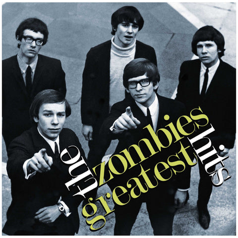 The Zombies - Greatest Hits - New Lp Record 2017 USA 180 gram Vinyl - Pop / Rock / Pop-Psych