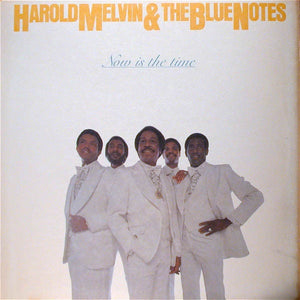 Harold Melvin & The Blue Notes ‎– Now Is The Time - New Lp Record 1977 ABC USA Original Vinyl - Soul / Funk / Disco