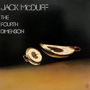 Jack McDuff ‎– The Fourth Dimension - VG+ Lp Record 1974 USA PromoOriginal Vinyl - Jazz / Soul-Jazz