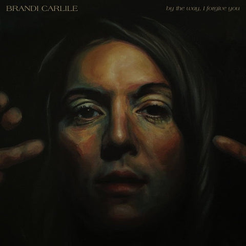 Brandi Carlile ‎– By The Way, I Forgive You - New Vinyl Lp 2018 Elektra Pressing with Gatefold Jacket and Download - Alt-Country / Folk