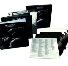The Smiths ‎– The Queen Is Dead - New Vinyl 2017 Warner 180Gram 5-LP Box Set including Remastered Album, Additional Recordings and Unreleased Live Album - Indie Rock