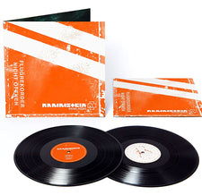 Rammstein - Reise, Resie - New Vinyl 2017 Universal Music 180Gram 2LP EU Reissue with Gatefold Jacket - Industrial Metal