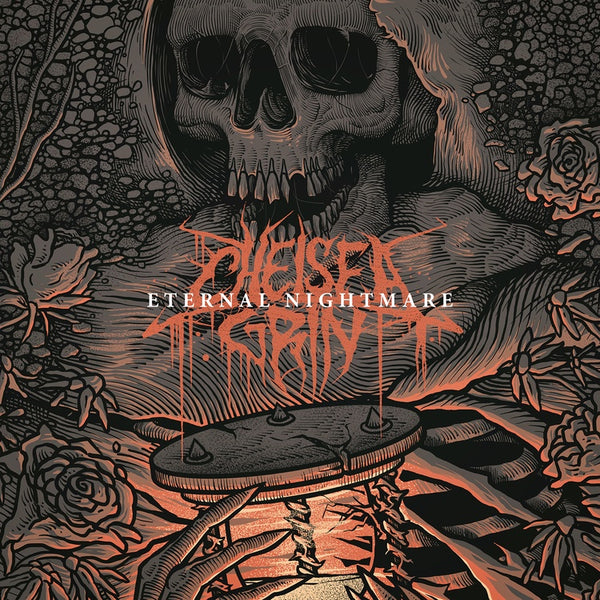 Chelsea Grin - Eternal Nightmare - New Vinyl Lp 2018 Rise Records Limited First Pressing on Colored Vinyl with Download - Metalcore