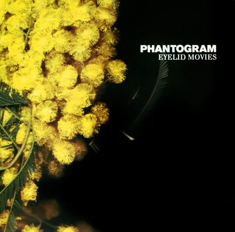 Phantogram ‎– Eyelid Movies - New Lp Record 2010 Ghostly International USA 1st Press Vinyl & Download - Electronic / Electro / Pop