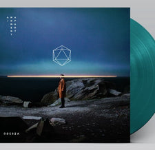 Odesza ‎– A Moment Apart - New Vinyl 2017 Counter Records 'Indie Exclusive' 2LP Gatefold Pressing on Green Vinyl with Download - Electronic / Synth-Pop