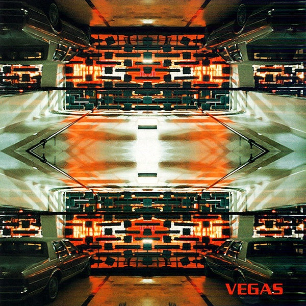 The Crystal Method - Vegas - New Vinyl 2017 Interscope Records 2-LP Reissue - Electronic / Breakbeat / Rave