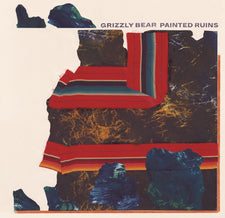 Grizzly Bear - Painted Ruins - New Vinyl 2017 RCA Records 2-LP 180gram Gatefold + Download - Indie Rock / Alt-Rock / Pop-Psych