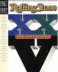 Rolling Stone Magazine - Issue No. 641 - A 25th Anniversary Special: The Interviews
