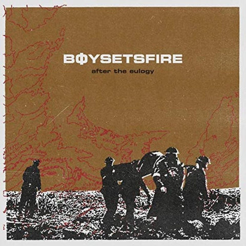 Boysetsfire - After The Eulogy (2000) - New LP Record 2019 Craft Limited Edition 25th Anniversary of BSF Vinyl Reissue - Emo / Hardcore