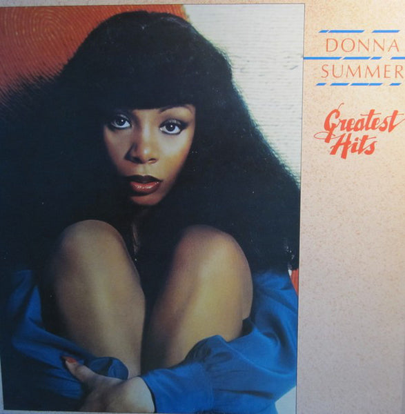 Donna Summer - Greatest Hits - VG+ 1977 Holland Import - Disco/Soul