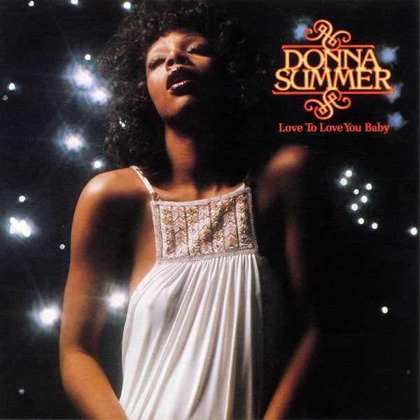 Donna Summer ‎- Love To Love You Baby - VG+ Lp Record 1975 USA Original Vinyl - Disco / Soul