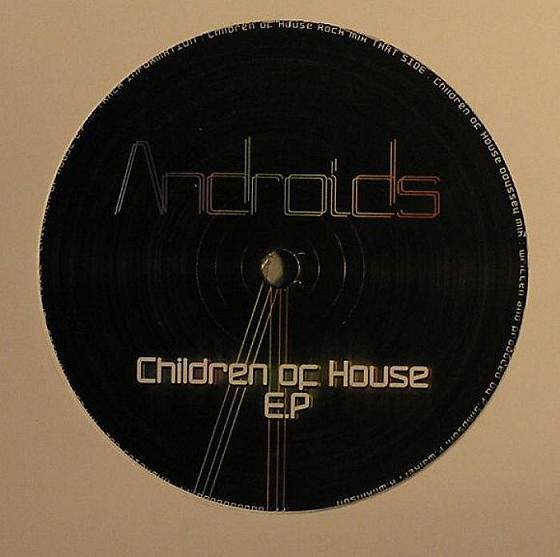"Ignition Technician ‎– Children Of House EP - mint- 12"" Single (UK Import) 2007 - Techno"