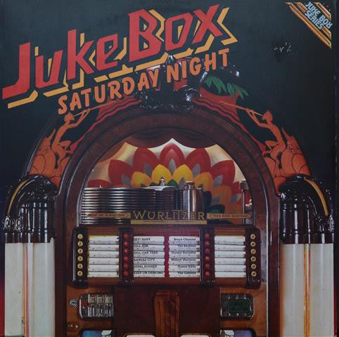 Various ‎– Juke Box Saturday Night - Mint- 1983 Stereo USA -  Rock/Rockabilly/Doo Wop/Soul