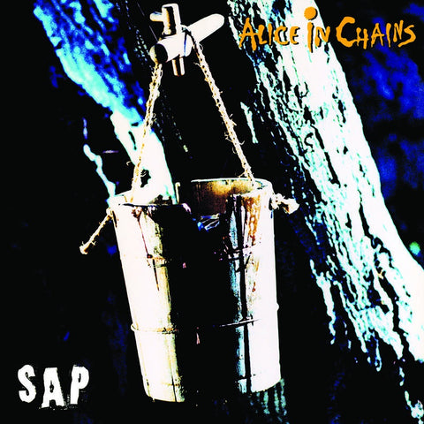 Alice In Chains - SAP (1992) - New EP Record Store Day Black Friday 2020 Columbia France Import RSD Vinyl - Alternative Rock / Grunge