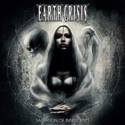 Earth Crisis ‎– Salvation Of Innocents (2014) - New LP Record 2014 Spinefarm Europe Import Limited Edition Turquoise Vinyl - Hardcore / Metal